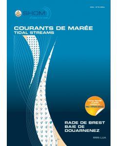 555-UJC - Courants - Rade de Brest - Baie de Douarnenez