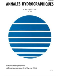 Annales hydrographiques 756
