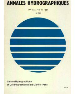 Annales hydrographiques 759