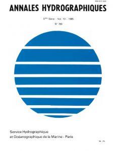 Annales hydrographiques 760