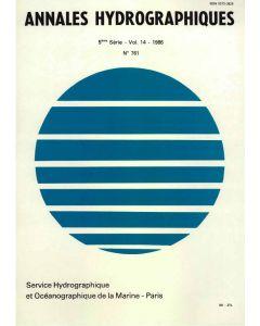 Annales hydrographiques 761