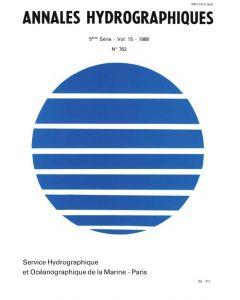 Annales hydrographiques 762