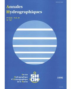 Annales hydrographiques 767