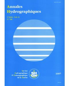 Annales hydrographiques 768