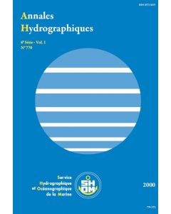 Annales hydrographiques 770