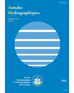Annales hydrographiques 771