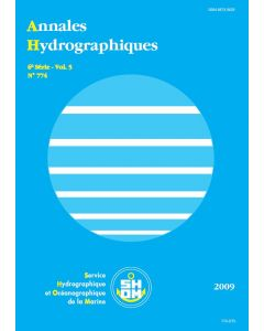 Annales hydrographiques 774