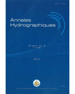 Annales hydrographiques 775