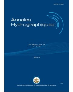Annales hydrographiques 778