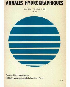 Annales hydrographiques 755
