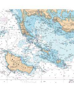 Cartes marines numériques raster