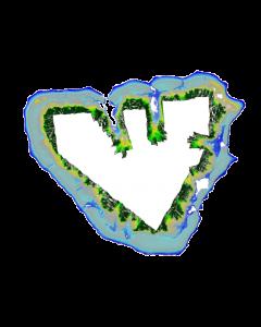 Lidar Polynésie française 2015 Moorea