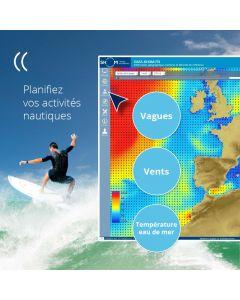 Prévisions océanographiques